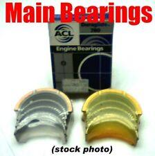 Main Bearing Set Chevrolet GMC 6.2 6.5 Diesel 1982-1995 .020 oversize ACL brand