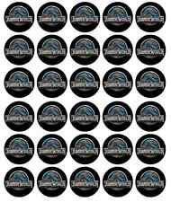 Jurassic World Park Cupcake Toppers Edible Wafer Paper BUY 2 GET 3RD FREE