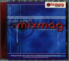 1997 Mixmag Presents - The Cosmic Disco: Mixed by Derrick Carter CD Rare & OOP