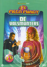 Mega Mindy : De Valsmunters (DVD)