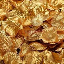 100 - 10000pcs Silk Rose Petals Leaves Flowers Confetti Wedding Party Decor