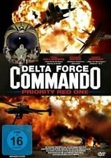 Delta Force Commando 2: Priority Red One (1990) - DVD..