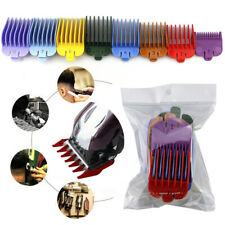 8X Universal Hair Clippers Guide Limit Comb Trimmer Guards Attachment 3-25mm UK@