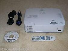 NEC NP-M230X HDMI Projector XGA Data/Computer/Video/HD/HDTV LCD Projector. M230X