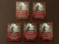 Nemesis Board Game Promo : Achievements  - Awaken Realms