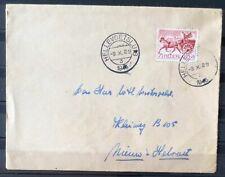 NEDERLAND; NVPH 422 op brief met EERSTEDAGSTEMPEL 9-10-1943