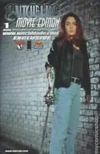 Witchblade Movie Edition (Photo Cover) 1B 2000 NM Stock Image