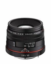 PENTAX Standard Single-Focus Macro Lens HD DA 35mm F2.8 Macro Limited Japan New