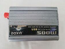 inverter 12v 220v tuning altavoz portatil movil