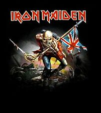 IRON MAIDEN cd cvr THE TROOPER Official ROMPER ONE-PIECE SHIRT 18 MONTHS new