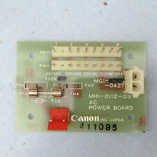 Canon Microfilmer 100 Microfilm Camera Job Lot