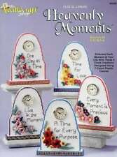 NEW PLASTIC CANVAS HEAVENLY MOMENTS BEAUTIFUL PROJECTS!!!