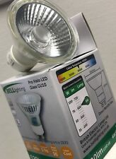 Bell 05502 LED GU10 Bombilla 6W (50+W) 4000K Regulable Blanco frío (paquete de 10)