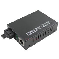 Ethernet Media Converter 10/100/1000Base-T To 1000Base-SX/LX MM Duplex SC 550M