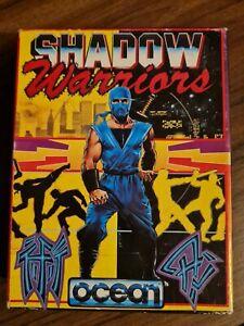 Shadow Warriors Commadore 64