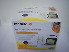 MEDELA BREAST PUMP, NEW IN BOX, NEVER OPENED, DOUBLE BREAST PUMP NEW