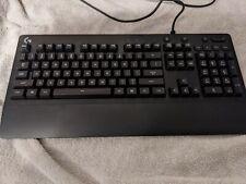 Logitech G213 RGB Prodigy 920-008083 Wired USB Gaming Keyboard W/ Back-Lighting