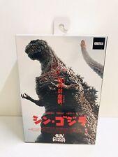 NECA Godzilla Shin Godzilla Action Figure MOC
