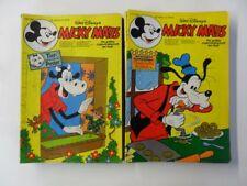 27x Micky Maus Comic Sammlung 1978 verschiedene Nummern Zustand 1-2/2