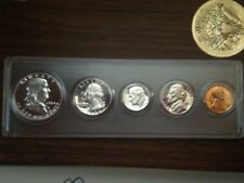 New Listing1954 Us Proof Set Superb Mirrors And Cameos