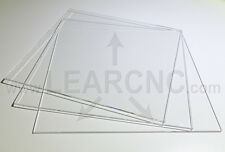 LearCNC 200x214 Borosilicate Glass Plate RepRap RAMPS Prusa Mendel 3D Printer