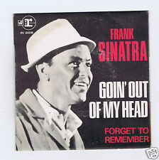 45 RPM SP FRANK SINATRA GOIN OUT OF MY HEAD
