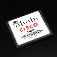 Genuine CISCO 32MB CompactFlash CF Card,Industrial CF Card 32MB CISCO Brand