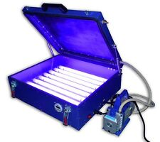 """Screen Printing Vacuum Exposure Unit 20""""x24"""" Pad Prinitng Press Hot Stamping 110"""