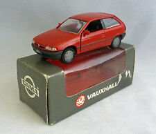 Gama Vauxhall Astra Hatchback Red 1/43 Scale