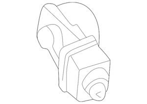 Genuine Mercedes-Benz Steering Lock 210-462-00-30