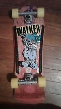 "Rare Vintage 1989 Walker - Joachim "" YOYO "" Shulz  - Complete skateboard"
