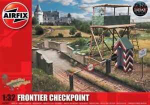 Airfix A06383 1:32nd scale Frontier Checkpoint