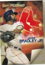 2017 Topps Bunt (Fisica) Programmi # Pr-Jb Jackie Bradley Junior Rosso Sox