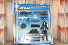 Death Star Accessory Set Star Wars SAGA 2002