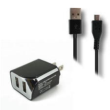 Rapid Home Travel dual USB adpter + data cable for HTC Desire 626