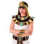 NUEVO DE MUJER Cleopatra Egipcio Reina Egipto Antiguo Romano dorado Disfraz