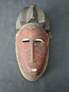 Genuine Baule, Guro  mask,Ivory Coast