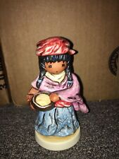 Little Cooking Girl 2005 Goebel DeGrazia Annual Ornament #560 - Mint
