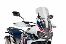 HONDA AFRICA TWIN ADVENTURE SPORTS 2018 > PUIG SCREEN CLEAR RACING -60MM