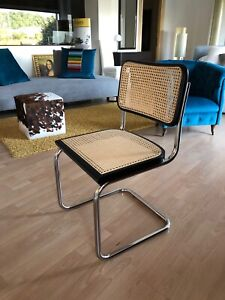 Beech & Cane Cesca Chairs  Marcel Breuer made in Italy 100%