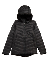Girl's The North Face Mossbud Swirl Hooded Parka 12362 Size L (14-16)