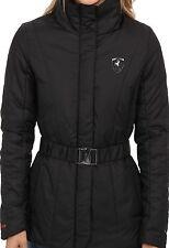 Puma Ferrari Women's SF Padded Jacket Moonless Night Black Size S MRSP $200
