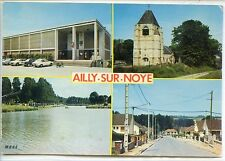 CP 80 Somme - Ailly-sur-Noye - Multivues couleurs