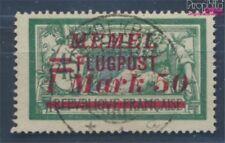 zona del Memel 101 usado 1922 Correo aéreo (8062902