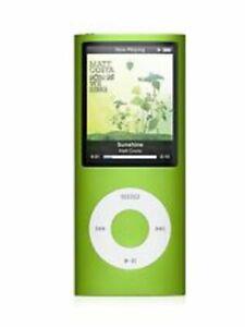 Apple iPod nano 4 GB Green 4th Generation (MB663ZK/A)