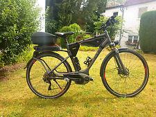 E-Bike CUBE Touring Hybrid Pro EBike Zubehör Nyon-Navi, ABUS XPLUS, PITLOCK etc.