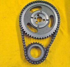 BBC Chevy Double Row Timing Chain Set 396 454 427 Big Block Chevy