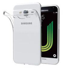 Pour Samsung Galaxy J3 ( version 2016 ) J320F Coque Gel En Silicone Transparent