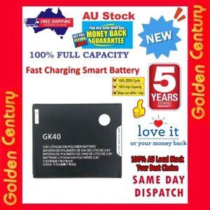 *2019* New Battery For Motorola GK40  MOTO G4 G5 PLAY E4 XT1607 XT1609 XT1670