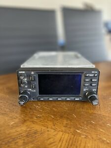 Garmin GNS 430W W/ Tray, Back Plate, and Connectors P/N 011-01060-45